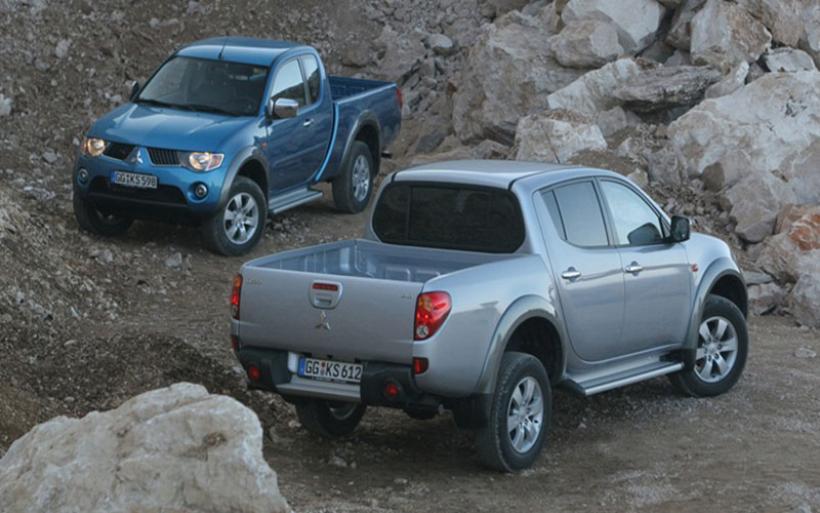 Ανακαλούνται 5.168 Mitsubishi L200 στην Ελλάδα