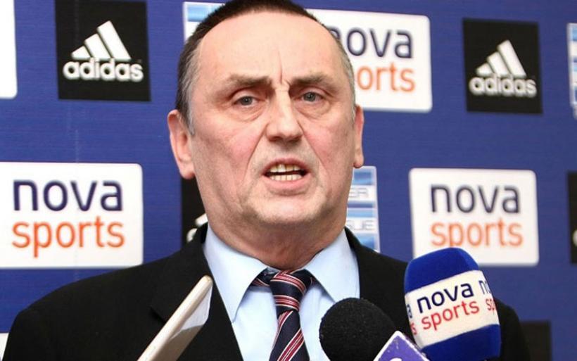 Πρόεδρος Super League: «Είμαστε αντίθετοι με την διακοπή του πρωταθλήματος»
