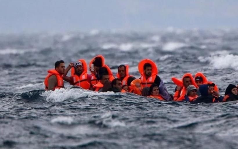 Πάνω από 600 πρόσφυγες έφτασαν στα νησιά του Β. Αιγαίου τις ημέρες του Πάσχα