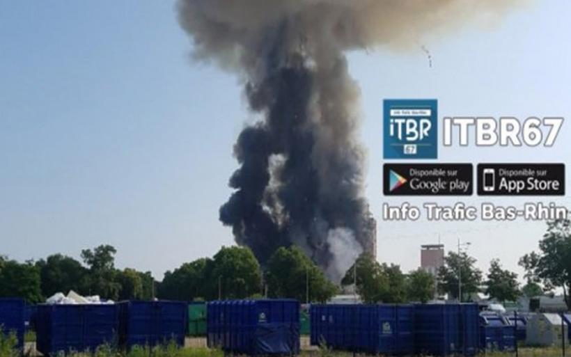 Έκρηξη με 11 τραυματίες στο Στρασβούργο