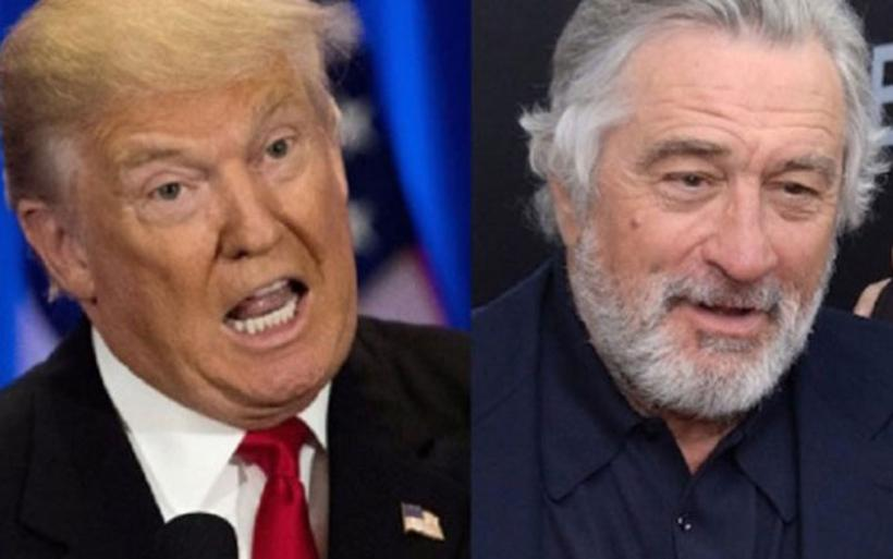 ΗΠΑ: Ο Τραμπ χαρακτηρίζει «άτομο με πολύ χαμηλό δείκτη νοημοσύνης» τον Ρόμπερτ Ντε Νίρο