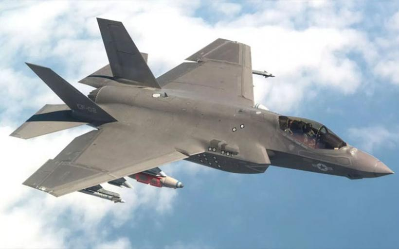 Στις 21 Ιουνίου παραδίδουν οι ΗΠΑ το πρώτο F-35 στην Τουρκία