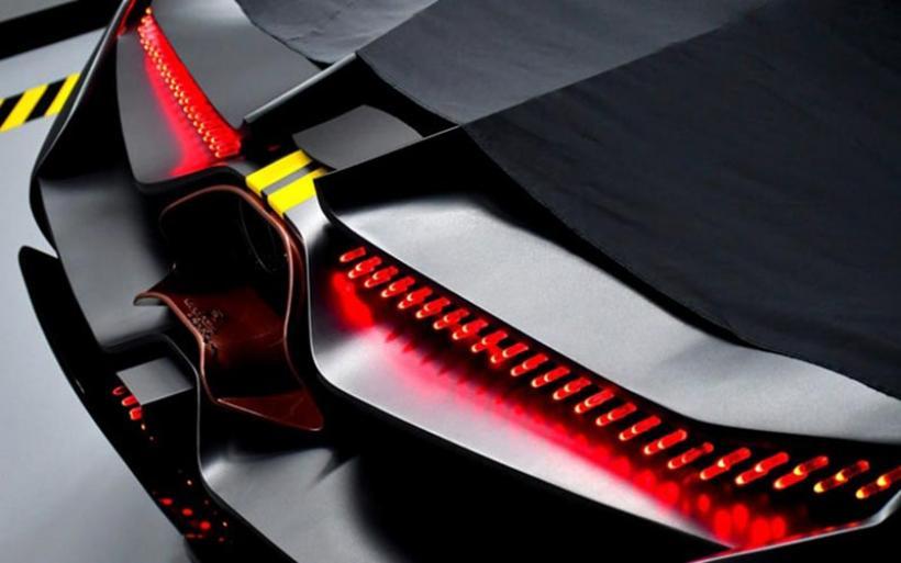 Τα φώτα τεχνολογίας Matrix LED του ελληνικού hypercar CHAOS