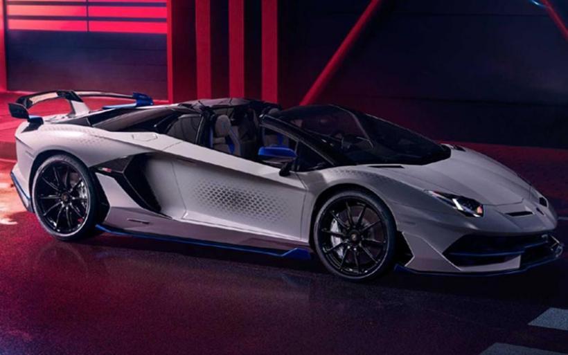 Μόλις 10 τυχεροί θα αποκτήσουν τη Lamborghini Aventador Xago