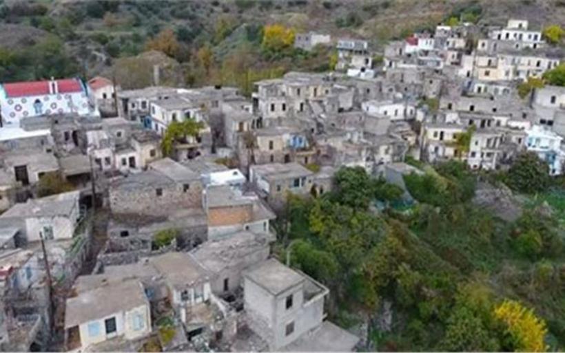 Κρήτη: Χωριό με οκτώ κατοίκους διεκδικεί διεθνές βραβείο