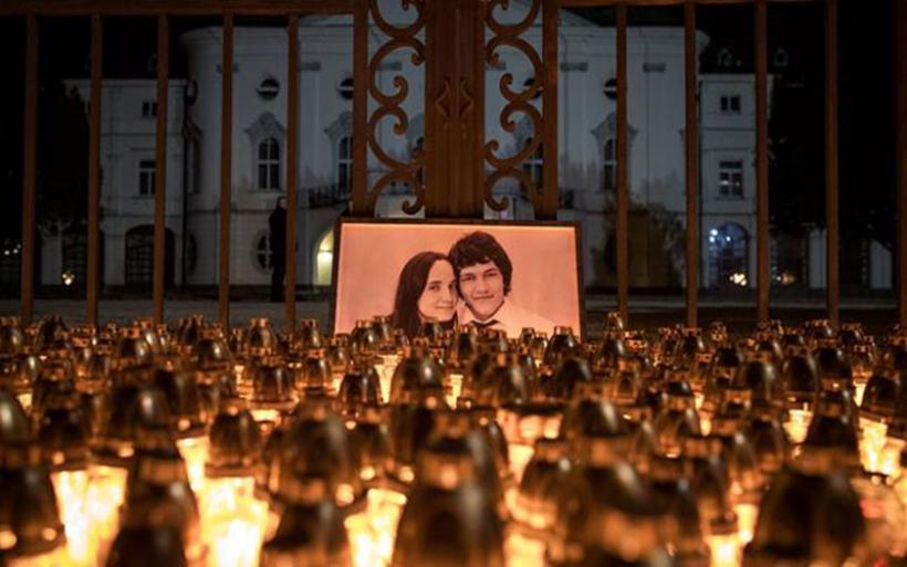 Συλλήψεις Ιταλών επιχειρηματιών μετά τη δολοφονία δημοσιογράφου