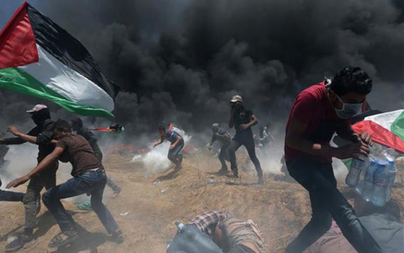 Σφαγή στη Γάζα με 52 νεκρούς Παλαιστίνιους από ισραηλινά πυρά