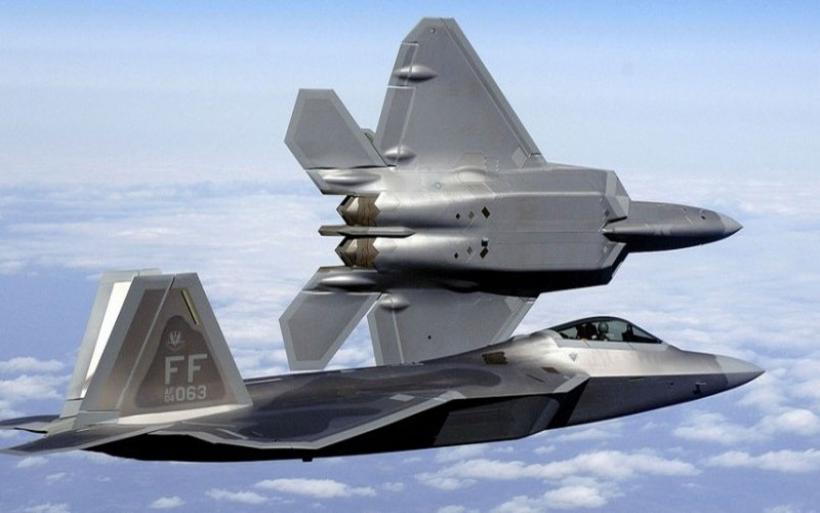 Β.Κορέα: Οι ΗΠΑ στέλνουν F-22 στη Νότια Κορέα