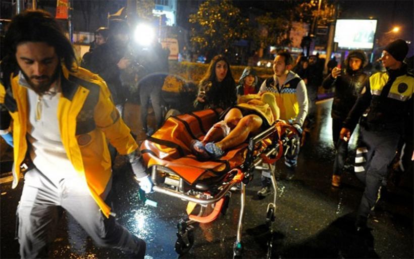 Πρωτοχρονιάτικο μακελειό στην Κωνσταντινούπολη: Τουλάχιστον 39 νεκροί