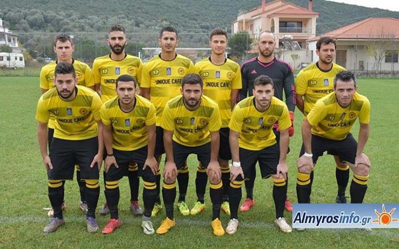 Ευρεία νίκη με ανατροπή ο Αίας 4-1 την Ακρόπολη (φωτο)