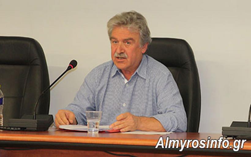 Ψήφισμα Λαικής Συσπείρωσης Αλμυρού για τους συμβασιούχους του Δήμου