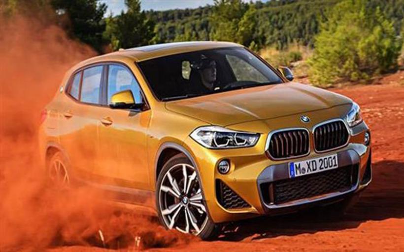 BMW X2: Το τρισδιάστατο Ι.Χ. που σχεδιάζουν οι οδηγοί!