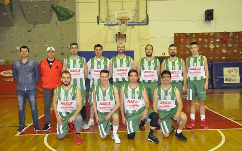 Με εκτός έδρας νίκη ολοκλήρωσε τη χρονιά η Δήμητρα 62-50 το BC Volos