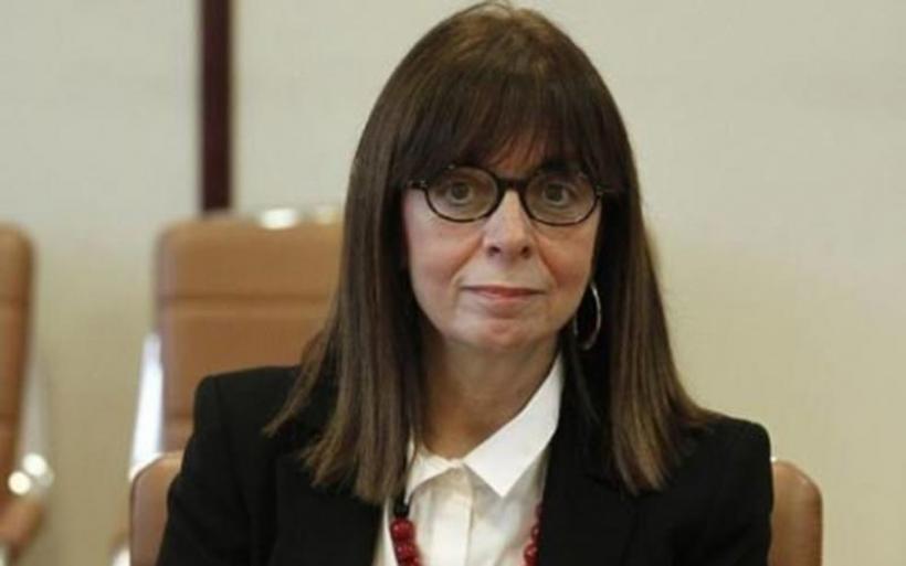 Η Κατερίνα Σακελλαροπούλου είναι η πρώτη γυναίκα πρόεδρος του ΣτΕ
