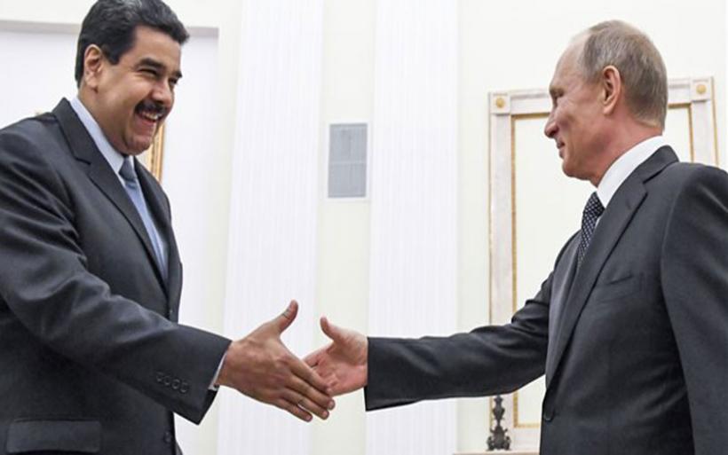 Δάκτυλο Ρωσίας & Βενεζουέλας στο καταλανικό δημοψήφισμα βλέπει η Ισπανία
