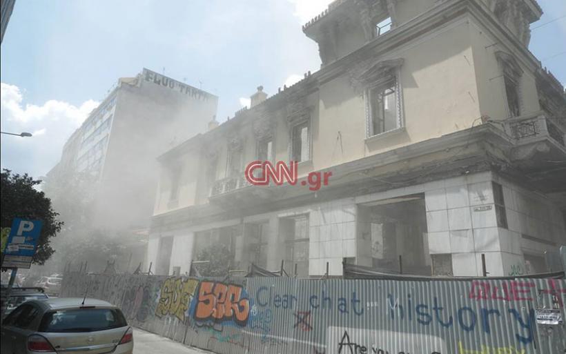 Ισχυρός σεισμός στην Αθήνα