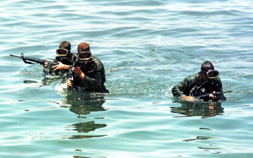 Έκτακτη άσκηση των Ειδικών Δυνάμεων - Περιλαμβάνει και ανακατάληψη βραχονησίδων