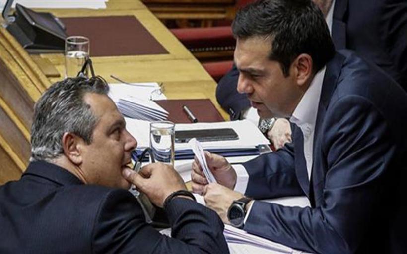 """Προς """"διαζύγιο"""" ΣΥΡΙΖΑ – ΑΝΕΛ"""