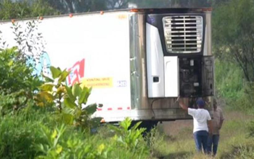 Μεξικό: Βρήκαν στη γειτονιά τους φορτηγό με εκατοντάδες πτώματα