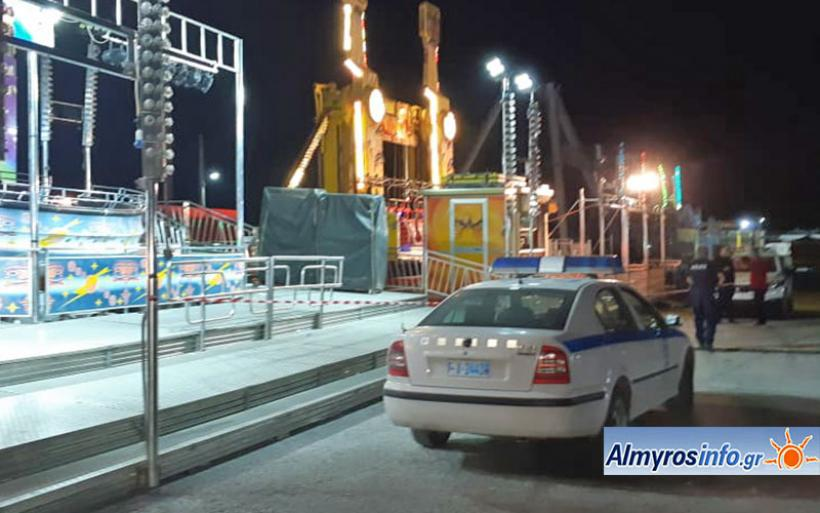 Σύλληψη μετά την τραγωδία στο παζάρι Αλμυρού