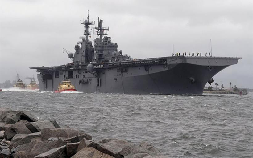 ΗΠΑ: Ο 6ος στόλος δεν βρίσκεται στην Ανατολική Μεσόγειο για προστασία της ExxonMobil
