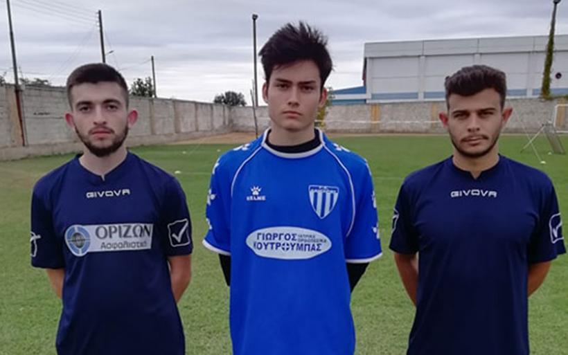 Με την απόκτηση 3 ποδοσφαιριστών συμπληρώνεται το ρόστερ του Γ.Σ.Α.