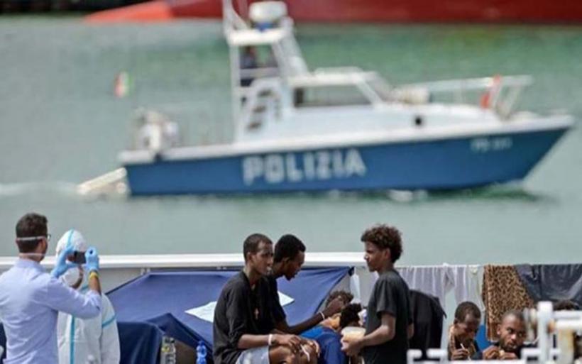 Ένταση στη Ρώμη μετά την άφιξη 100 μεταναστών