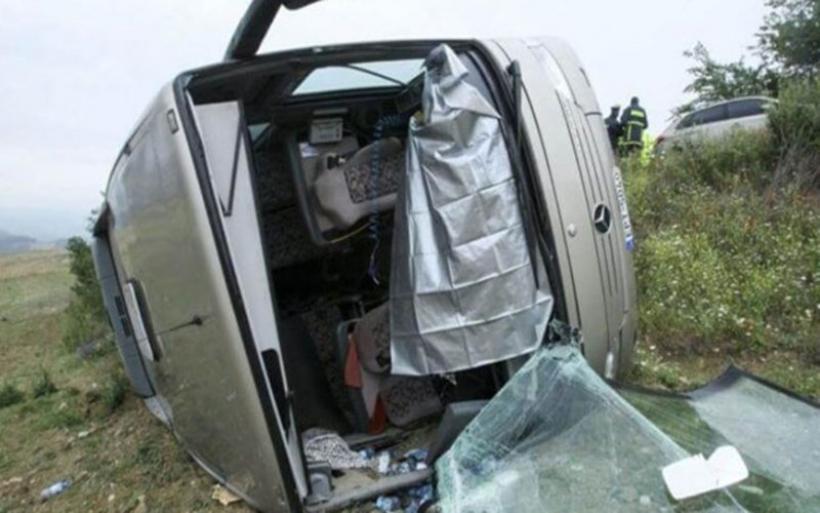 Νέο τροχαίο με φορτηγάκι με 42 μετανάστες στον Έβρο μετά από καταδίωξη - 18 τραυματίες