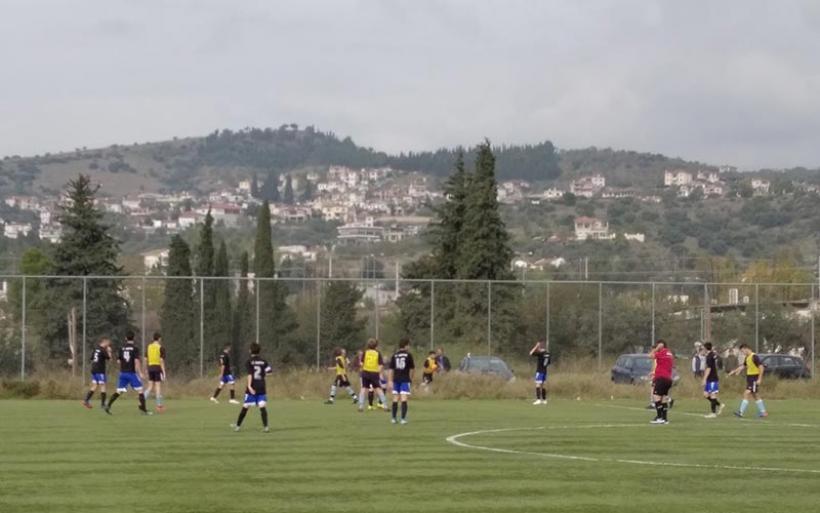 Μία νίκη και μια ήττα για τις ακαδημίες ποδοσφαίρου του Γ.Σ. Αλμυρού