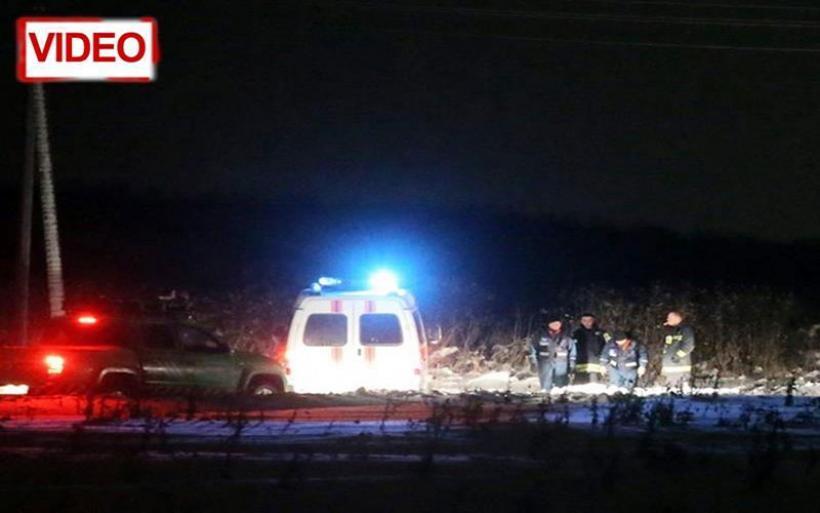 Θρήνος στη Ρωσία για τους 71 νεκρούς της αεροπορικής τραγωδίας