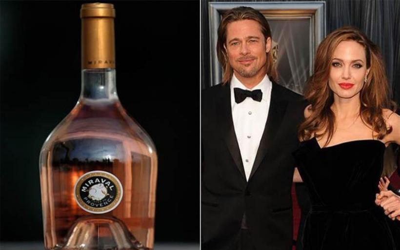 Το κρασί ενώνει τους χωρισμένους Μπραντ Πιτ – Αντζελίνα Τζολί