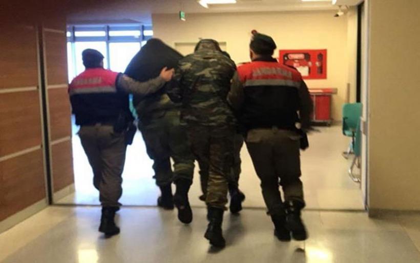 Ένσταση για την παράταση προφυλάκισης των δύο Ελλήνων στρατιωτικών