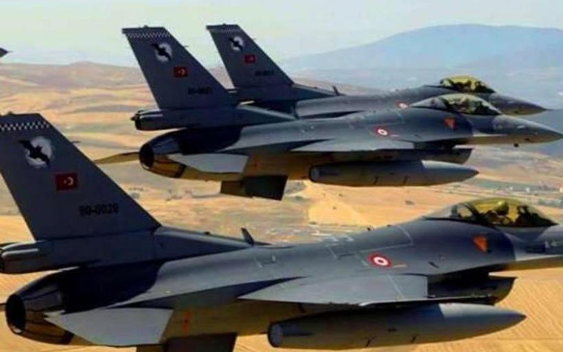 Τουρκικά F-16 πέταξαν πάνω από τη νήσο Παναγιά