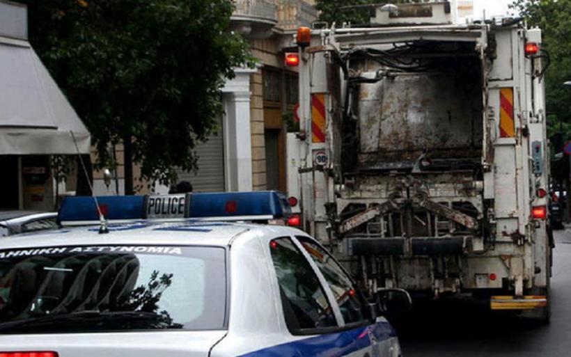 Τραγωδία στα Λιόσια: Έχασε τη ζωή του ο οδηγός του απορριμματοφόρου που ανετράπη