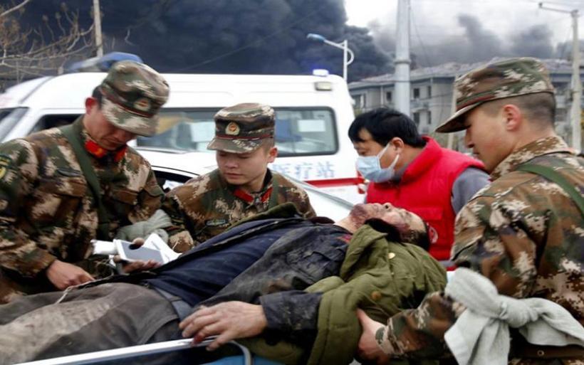 Κίνα: Έκρηξη σε χημικό εργοστάσιο - Τουλάχιστον έξι νεκροί
