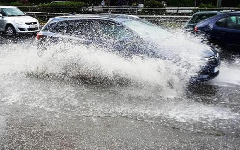 ΕΜΥ: Επιδείνωση του καιρού με βροχές και καταιγίδες!
