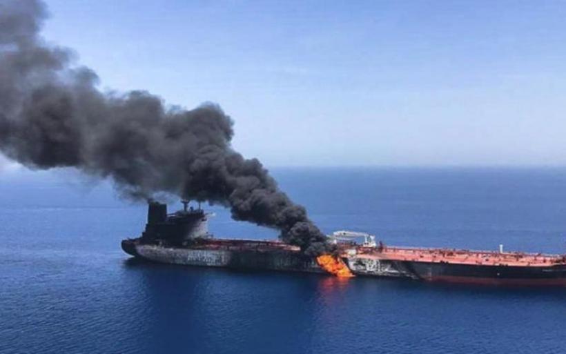 Κόλπος Ομάν: Φλερτάρουν με πόλεμο ΗΠΑ-Ιράν
