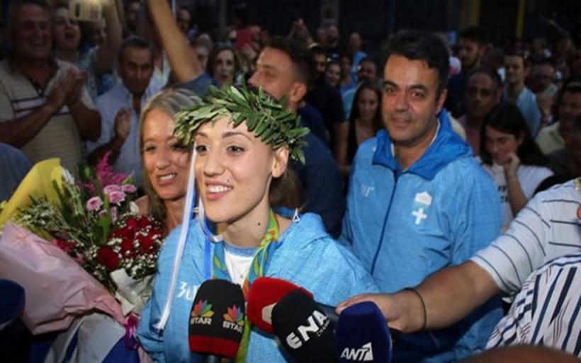 «Χρυσή» στο Παγκόσμιο Πρωτάθλημα η Άννα Κορακάκη
