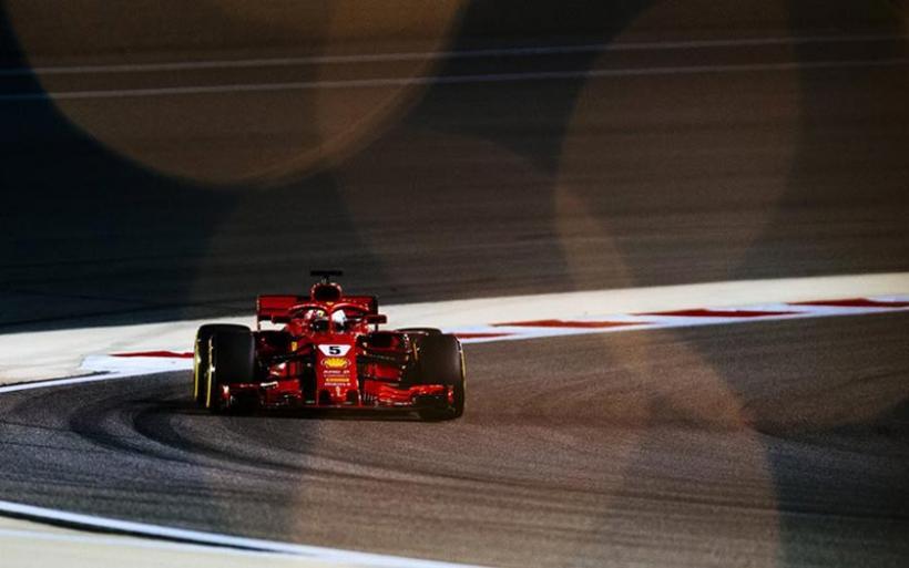 GP Μπαχρέιν: Επική νίκη Φέτελ στην έρημο του Σακχίρ!