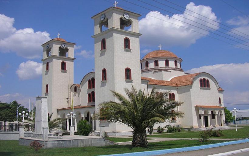 Η Παναγία Δαμάστα στην Ευξεινούπολη