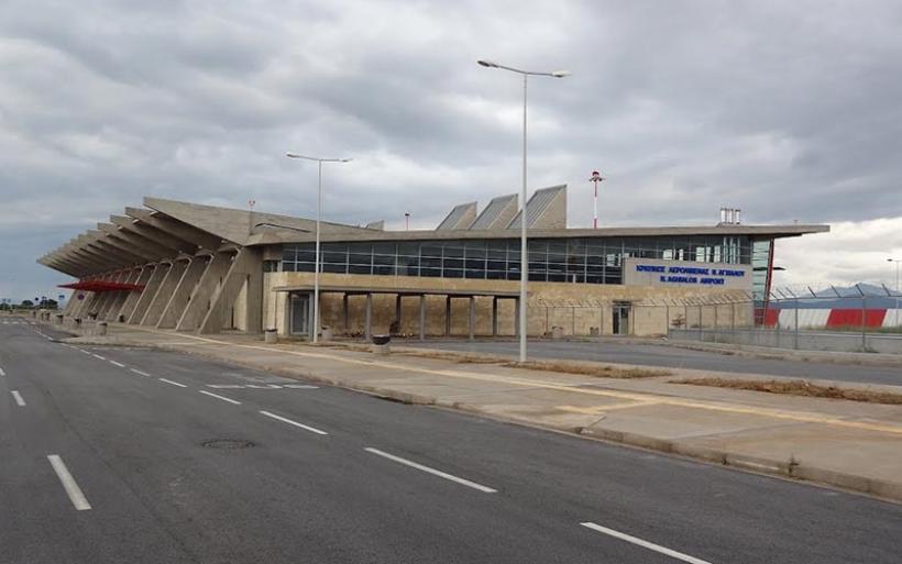Επιχείρησε να ταξιδέψει από το αεροδρόμιο Ν. Αγχιάλου με πλαστό διαβατήριο