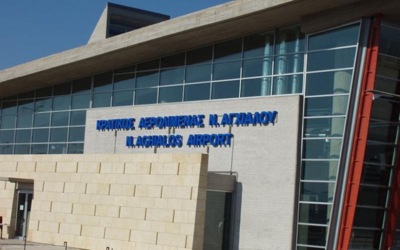 Επιχείρησαν να εξέλθουν παράνομα από τη χώρα, μέσω του αεροδρομίου Ν. Αγχιάλου