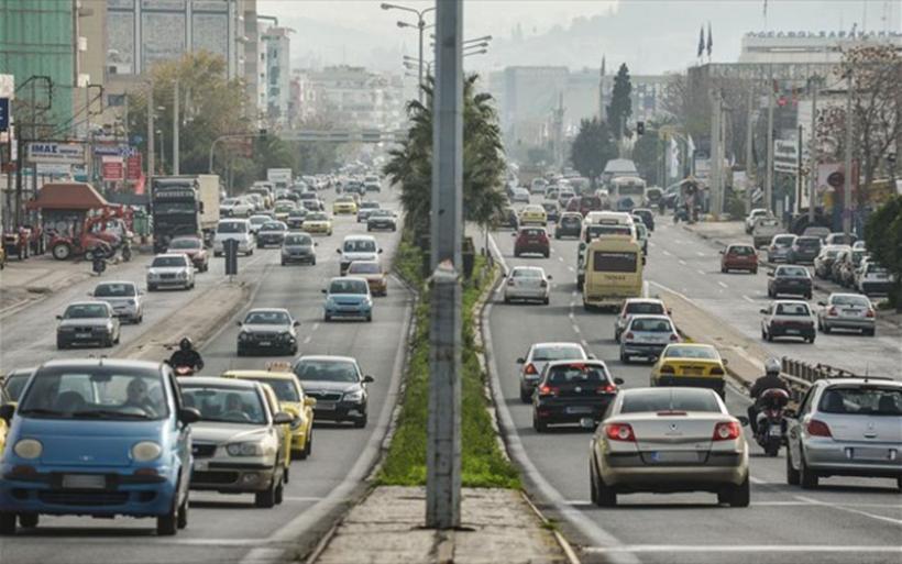 Αναρτώνται στο Taxisnet τα νέα τέλη κυκλοφορίας για το 2018