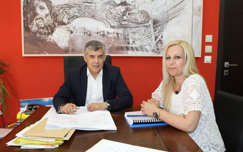 Τρία νέα έργα συνολικού προϋπολογισμού 11,2 εκατ. ευρώ ξεκινούν για τη Μαγνησία