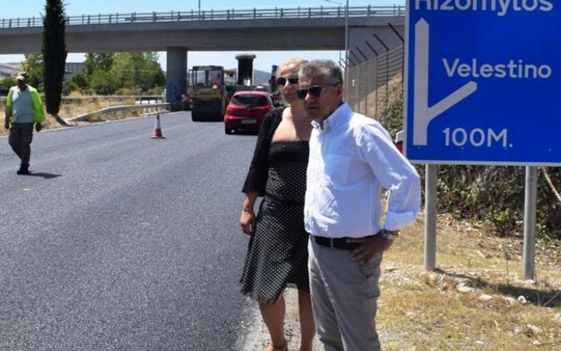 Βελτιώνεται η ασφάλεια στο οδικό δίκτυο της Π.Ε. Μαγνησίας από την Περιφέρεια Θεσσαλίας