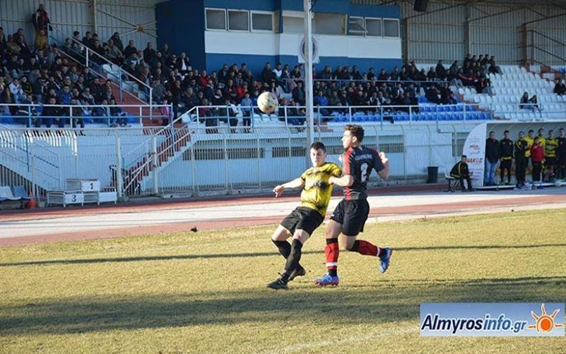 Αίας Σούρπης - Σαρακηνός 0-2 (φωτο) & δηλώσεις προπονητών (βίντεο)