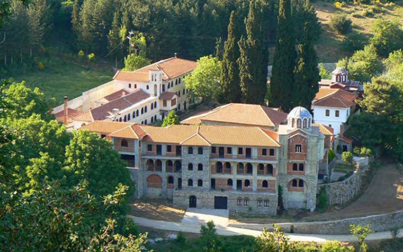 Ι.Μ. Άνω Ξενιάς: Γιορτάζει το Ιερό Μετόχι των Αγίων Κυπριανού & Ιουστίνης Βελεστίνου