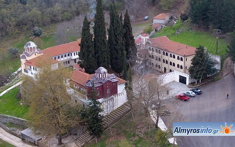 Ιερά Αγρυπνία στην Ι.Μ. Άνω Ξενιάς για την εορτή της Παναγίας Σκέπης και της εθνικής επετείου του ΟΧΙ