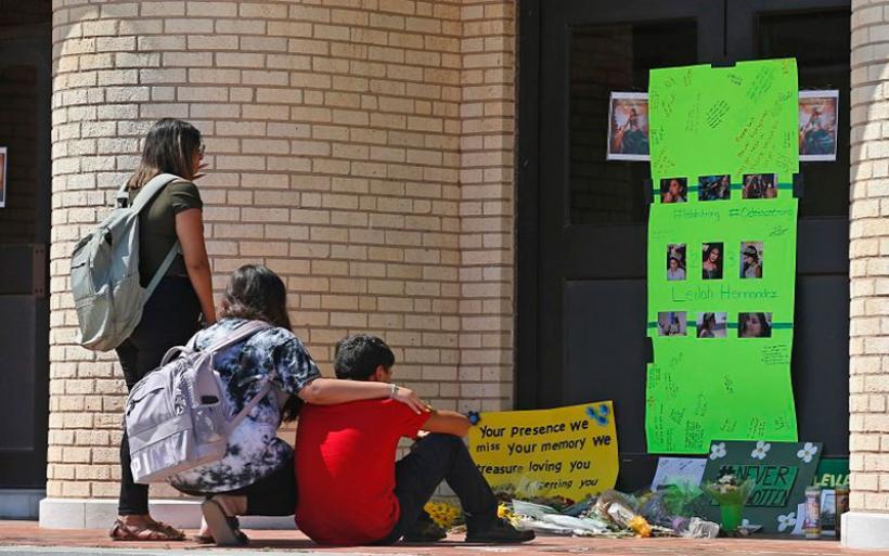 «Σκληρό» σποτάκι για τις ένοπλες επιθέσεις σε σχολεία των ΗΠΑ (video)