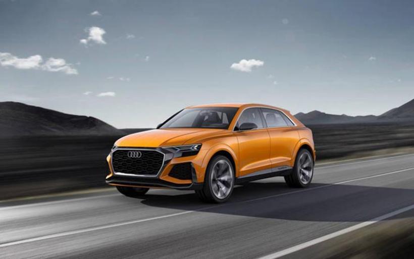 Η Audi πρώτη premium μάρκα στη λιανική αγορά στην Ελλάδα για το 2017
